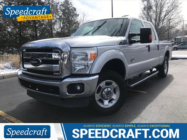 Pre-Owned 2013 Ford F-250 Super Duty XLT