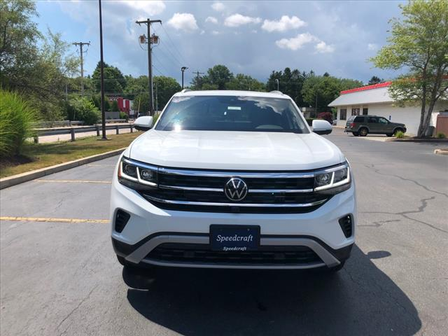 New 2020 Volkswagen Atlas Cross Sport V6 SEL Premium 4Motion