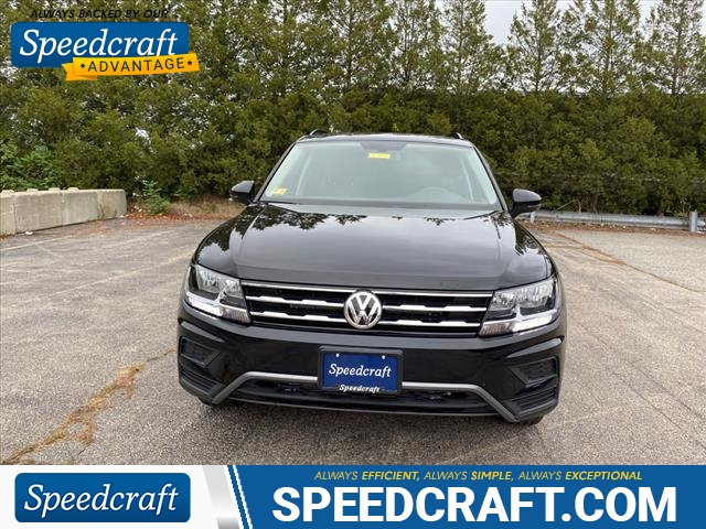 Pre-Owned 2020 Volkswagen Tiguan 2.0T SE 4Motion