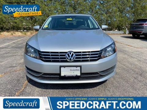 Certified Pre-Owned 2012 Volkswagen Passat TDI SE FWD Sedan